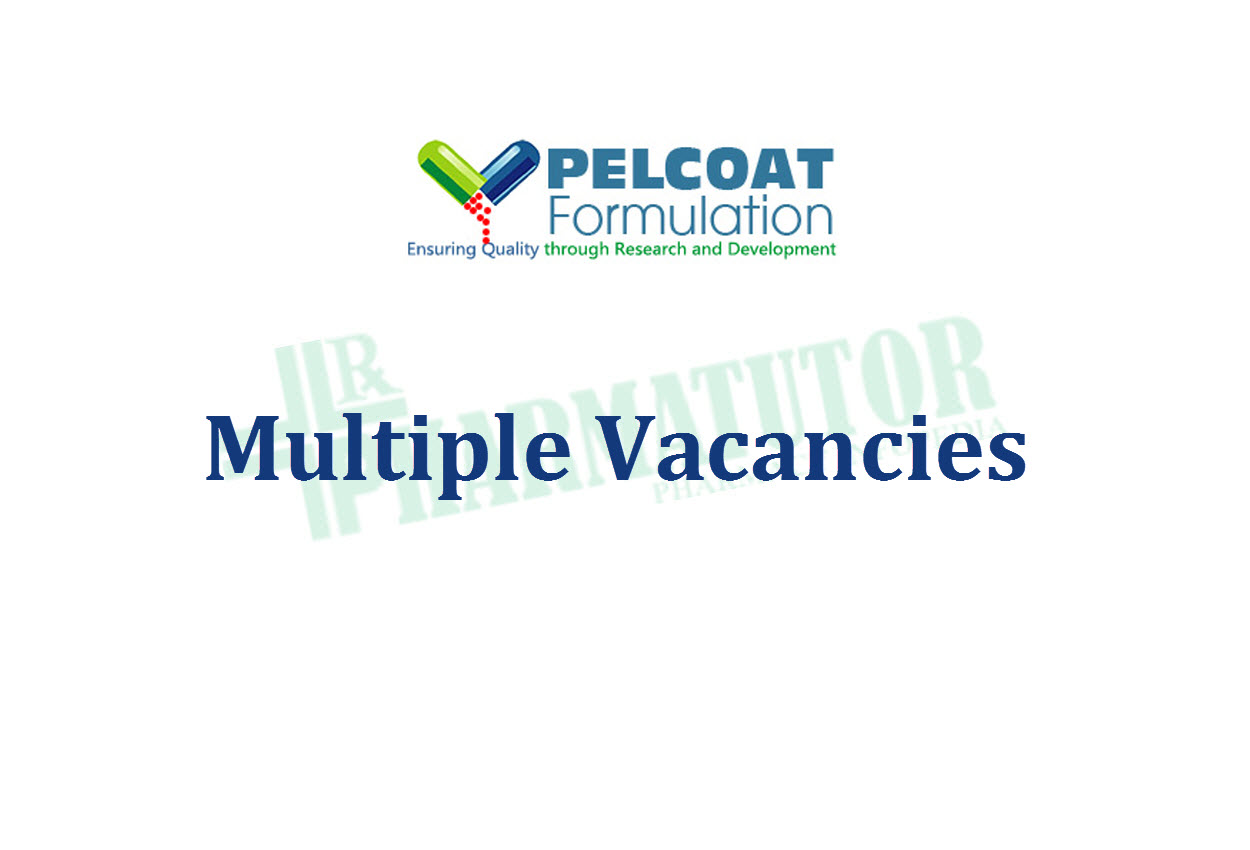 Multiple Vacancies in Pelcoat Formulations