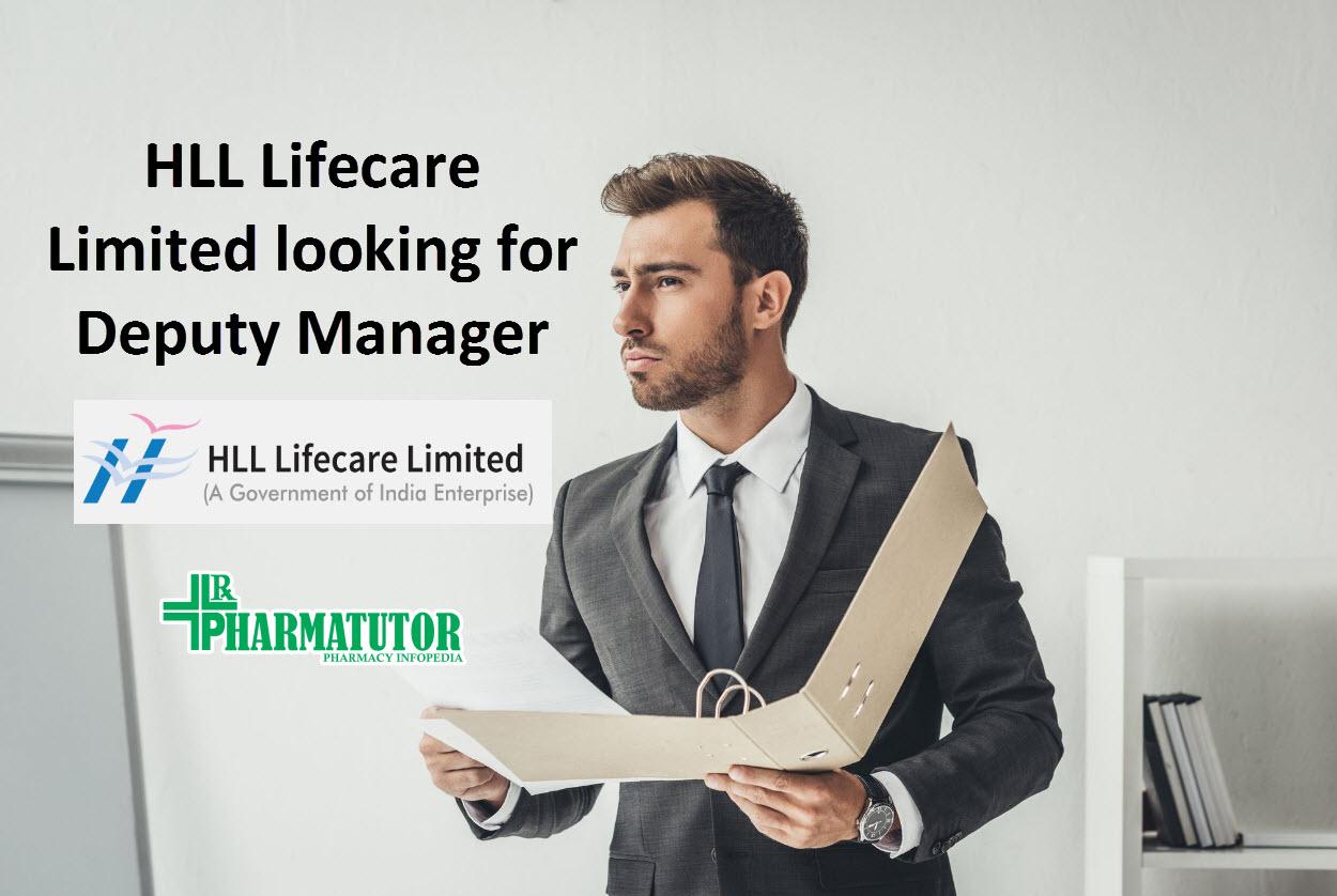 Pharma job as Manager Marketing