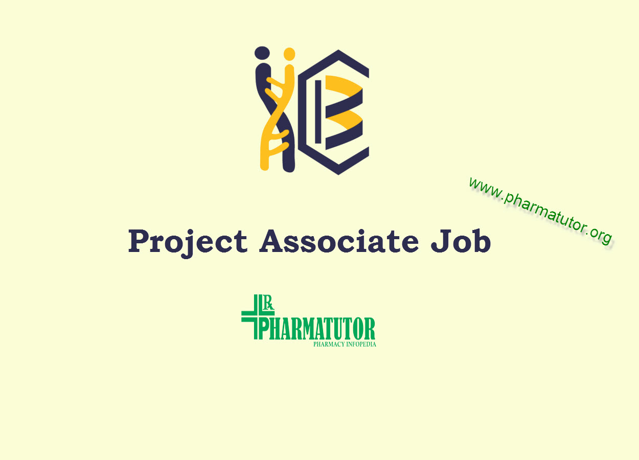 Job for Project Associate at IICB