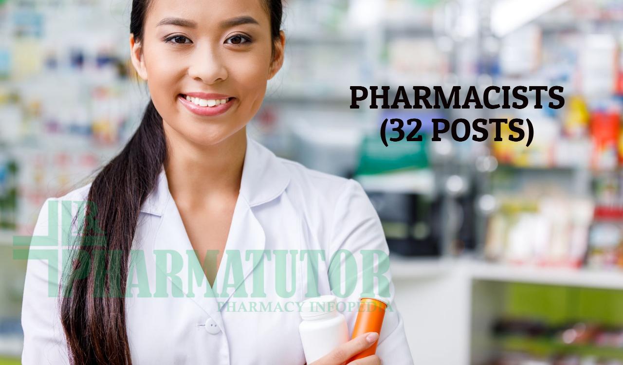 Pharmacists Jobs under CDMO, Dumka