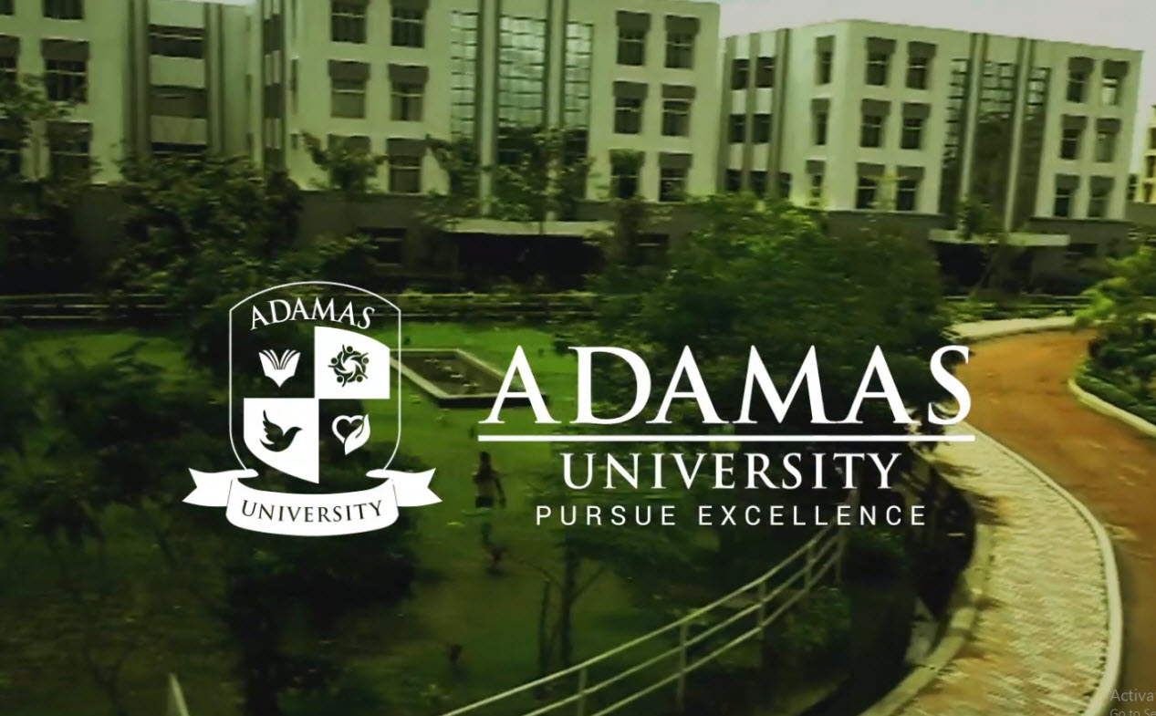 Assistant Professor in Pharmacology recruitment in Adamas University