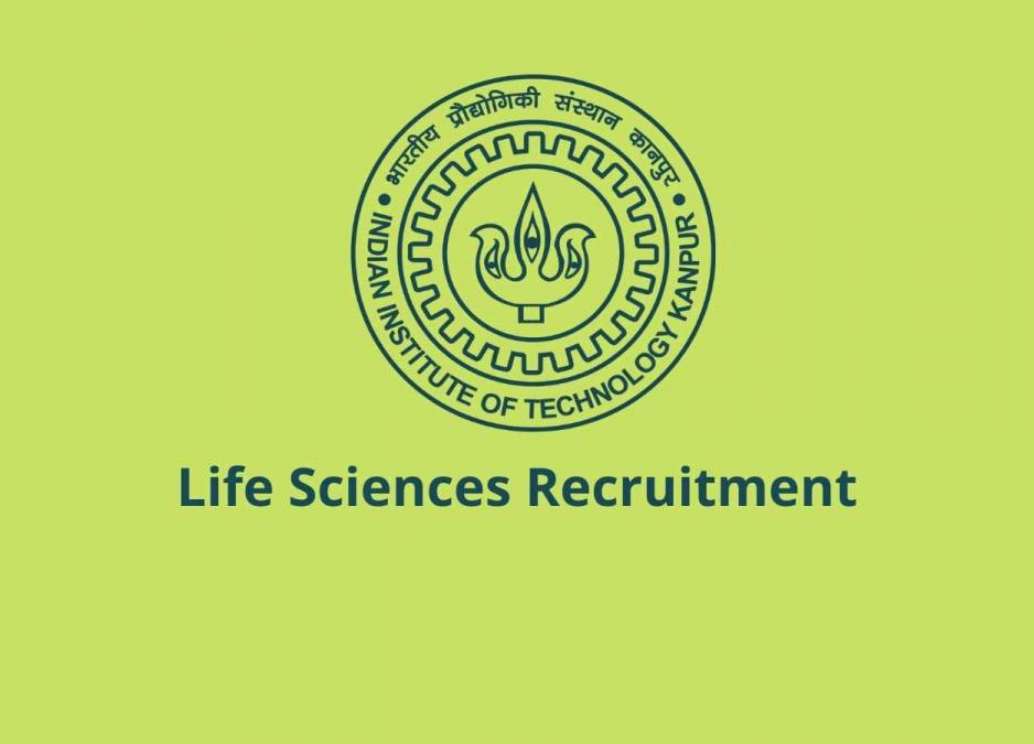 Vacancy for Project Associate at Indian Institute of Technology