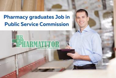 Job openings for Drug Inspector in Public Service Commission