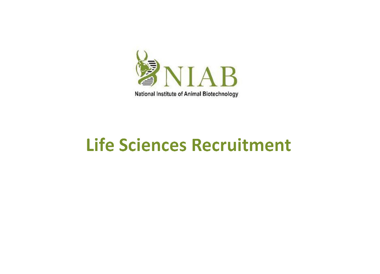 Vacancy for Project Associate at NIAB