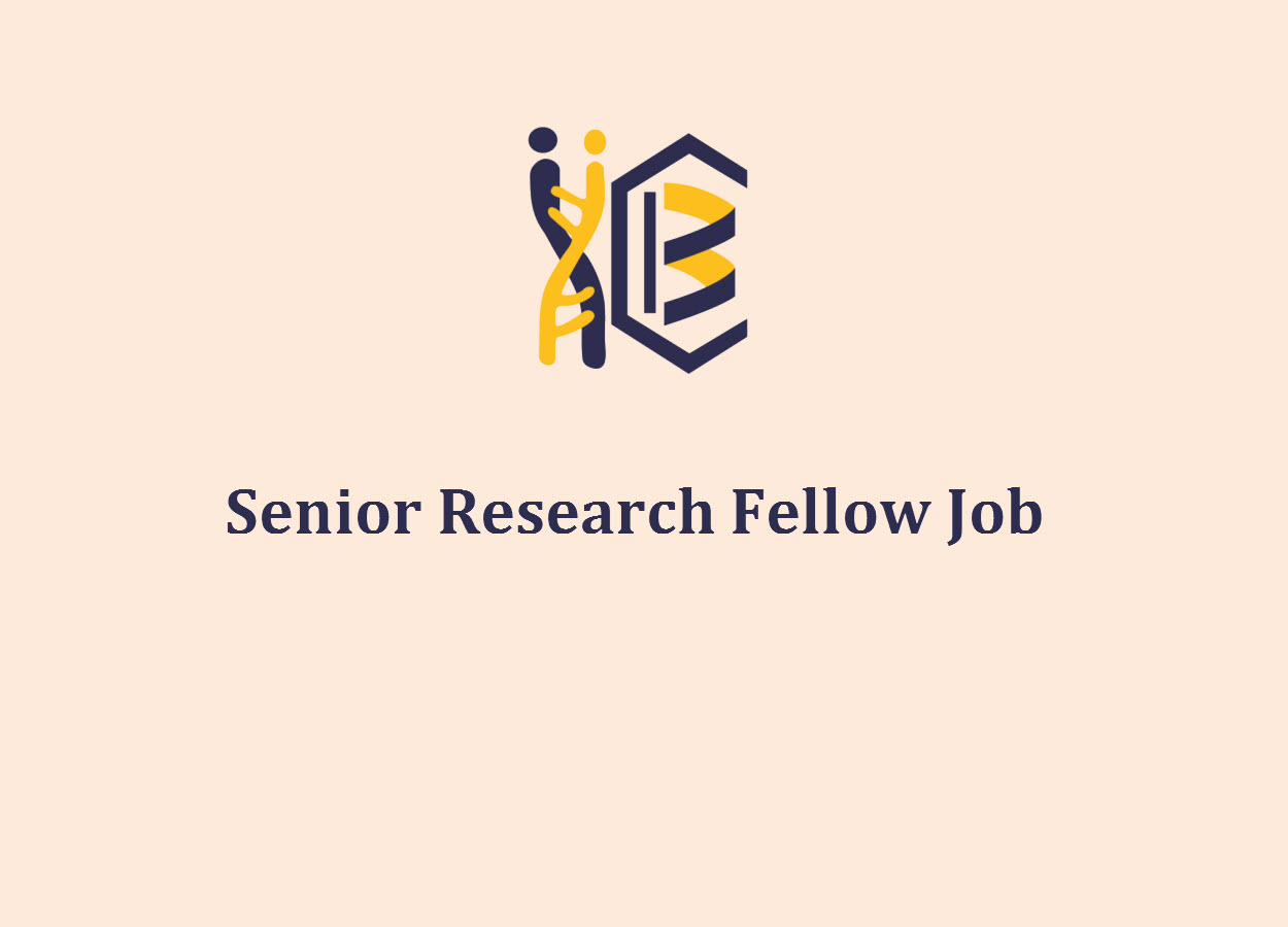 Vacancy for Senior Research Fellow at IICB